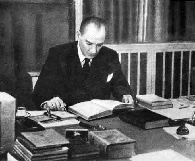Atatürkün Çalışkanlık ve Disiplin ile ilgili Sözleri